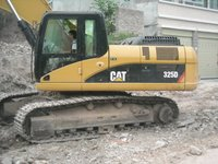 Used Caterpillar 325D Wheel Excavator