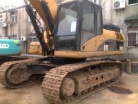 Used Caterpillar 336D Crawler Excavator