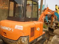 Used Daewoo Dh35 Mini Crawler Excavater