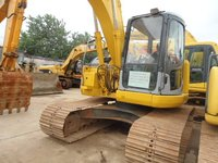 Used Komastu Pc138us Crawler Excavator