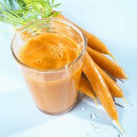 Carrot–Lemonade Juice
