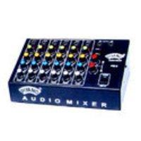 Pa Audio Mixer Pre Amplifier