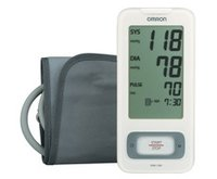 Digital Automatic Blood Pressure Monitor