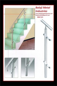 Steel Railing Pipe-Bmi 521