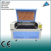 1290 Wooden Laser Engraving Machine