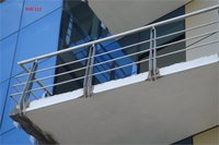 Balcony Steel Railing-Bmi 113