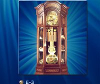 E-3 Classic Pendulum Clock 