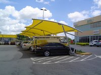 Car Parking Tensile Cover