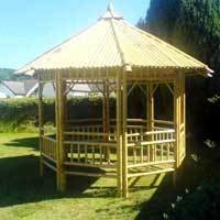Bamboo Gazebo