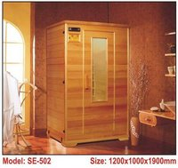 Infrared Sauna Rooms Se-502