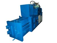 Horizontal Paper Bailing Machine