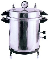 Portable Autoclave