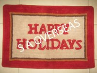 Cotton Bathmat (Holiday Rug)