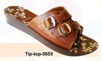 Ladies Tip-Top Slippers (5655)