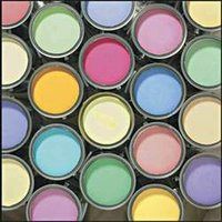 Paint Colours