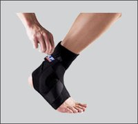 Ankle Support With Plastic Stay