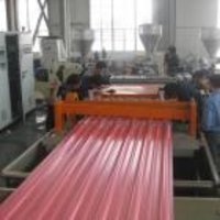 Corrugated Tile Production Line