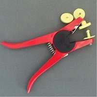 Clamp for Animal Electronic Ear Tag