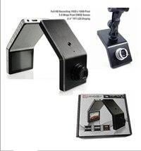 2.4 Inch LCD Screen Motion Detect Full HD 1080P Car DVR