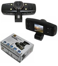 GPS and G-Sensor Full HD 1080P Car DVR