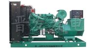 Cummins Series Diesel Engine Generator Sets (Power Range20-400kw)