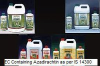 ISI Certification For Azadirachtin