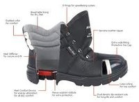 Isi Certification For Safety Shoe