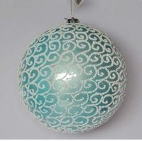 Plastic Christmas Ball