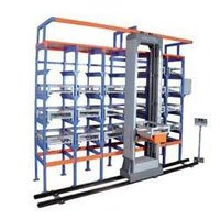 Automatic Storage And Retrieval Systems
