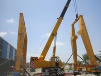 Erection Gantry Crane
