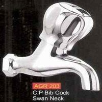 C. P. Bib Cock Swan Neck
