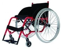 Folding Sports Wheelchair (Y02D1)