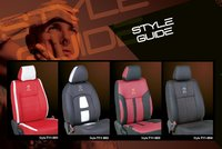 Exclusive Artificial Leather Seat Cover