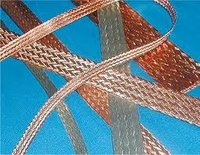 Copper Braided Flat