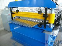 Corrugated Roof and Wall Sheet Roll Forming Machine
