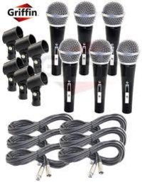 Professional Microphones