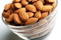 Almonds (Mamra And California)