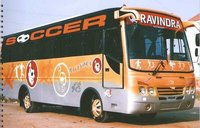 Luxury Tourist Buses