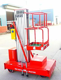 Aluminium Alloy Lifting Platform