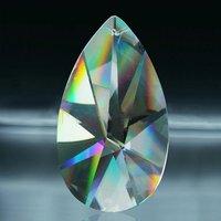 Crystal Pearshape-Crystal Chandelier Prisms