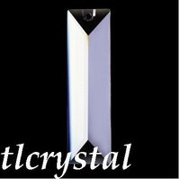 8321 Crystal Triangle-Crystal Chandelier Prisms