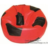 Large Soccer Bean Bag Premium