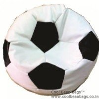 Kids Football Bean Bags
