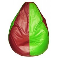 Large Bean Bag Classic (Brown & Green)