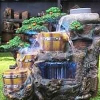 Crafted Water Fountain
