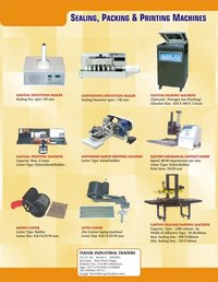 Bottles Induction Sealing Machine