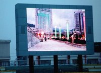 Outdoor Advertising LED Display Screen SMD P20