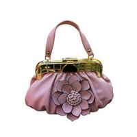 Fashionable Leather Ladies Bags