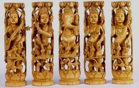 Wooden Dodi Figures