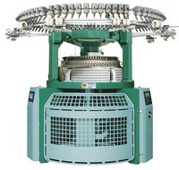 Full Electronic Jacquard Knitting Machine